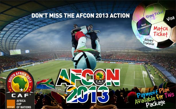 AFRICA CUP OF NATION PACKAGES