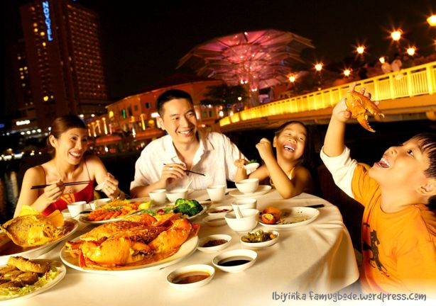 WHERE TO EAT & PARTY IN SINGAPORE