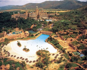 sun_city_the_palace_the_valley_of_the_waves_aerial