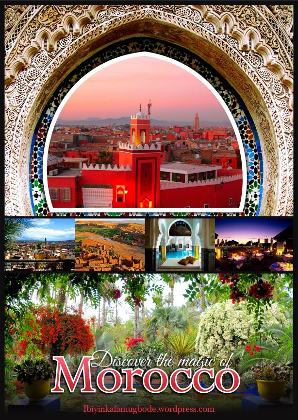 DISCOVER THE MAGIC OF MOROCCO THIS EASTER