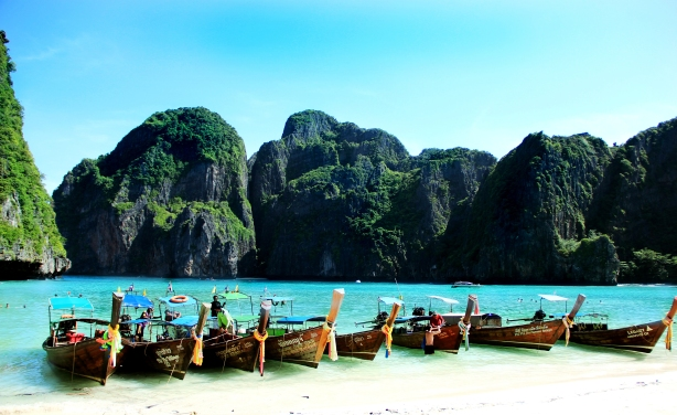 THAILAND..........a sojourn to paradise