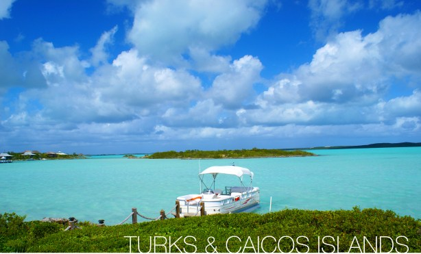 TURKS AND CAICOS ...a Paradise for Two