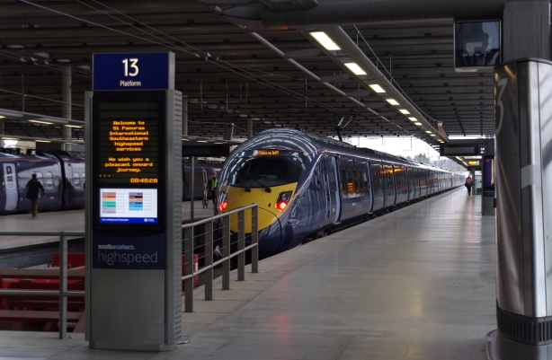 Eurostar launches new direct services to Amsterdam
