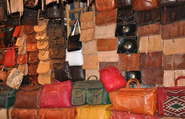 Visit the Tanneries in Fes