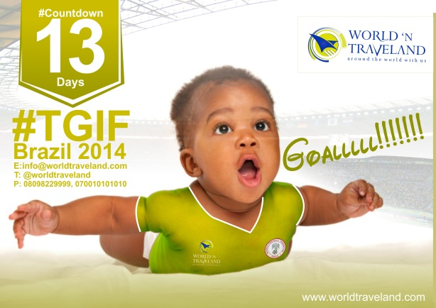 COUNTDOWN TO 2014 WORLDCUP